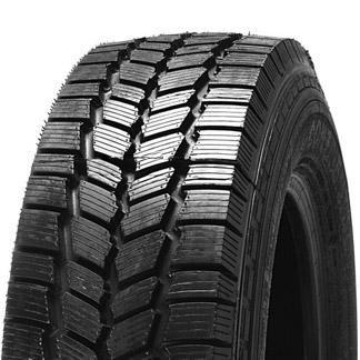 Dodávkové zimní pneu PROTEKTOR 205/65R16 Cargo Alpin